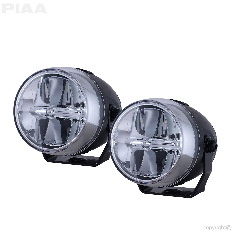 "Kawasaki LP270 2 75"" LED Fog Light Kit K"