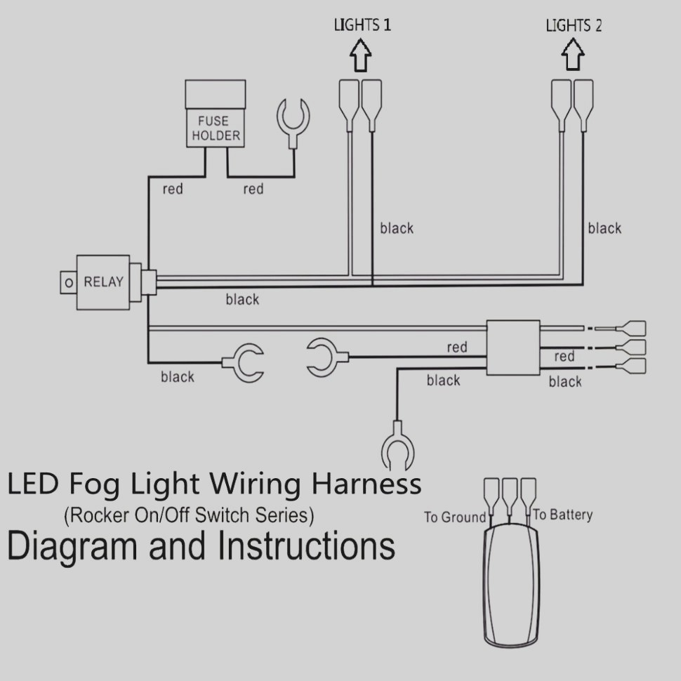 piaa lights wiring diagram