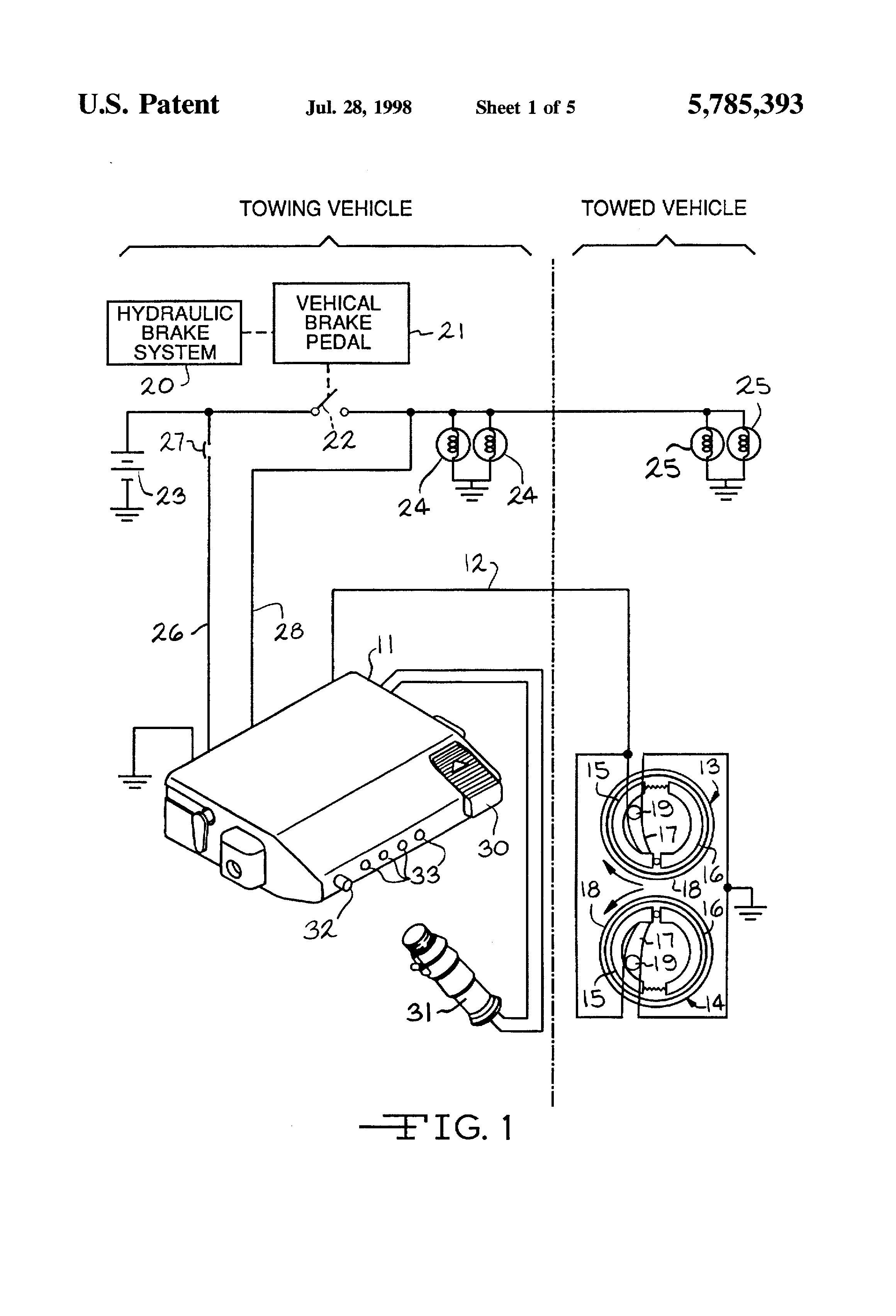reese brake controller wiring diagram best of for an electric jordan rh natebird me