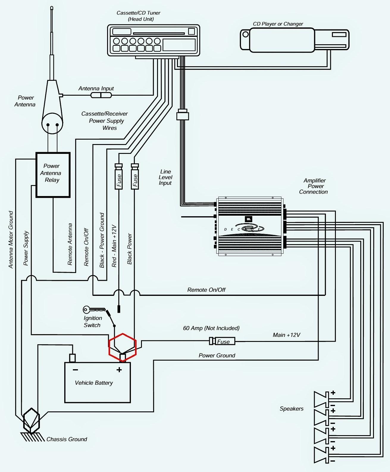 Wiring Diagram Car Stereo Save Wiring Diagram For Pioneer Car Stereo Inspirationa Inspirational Car