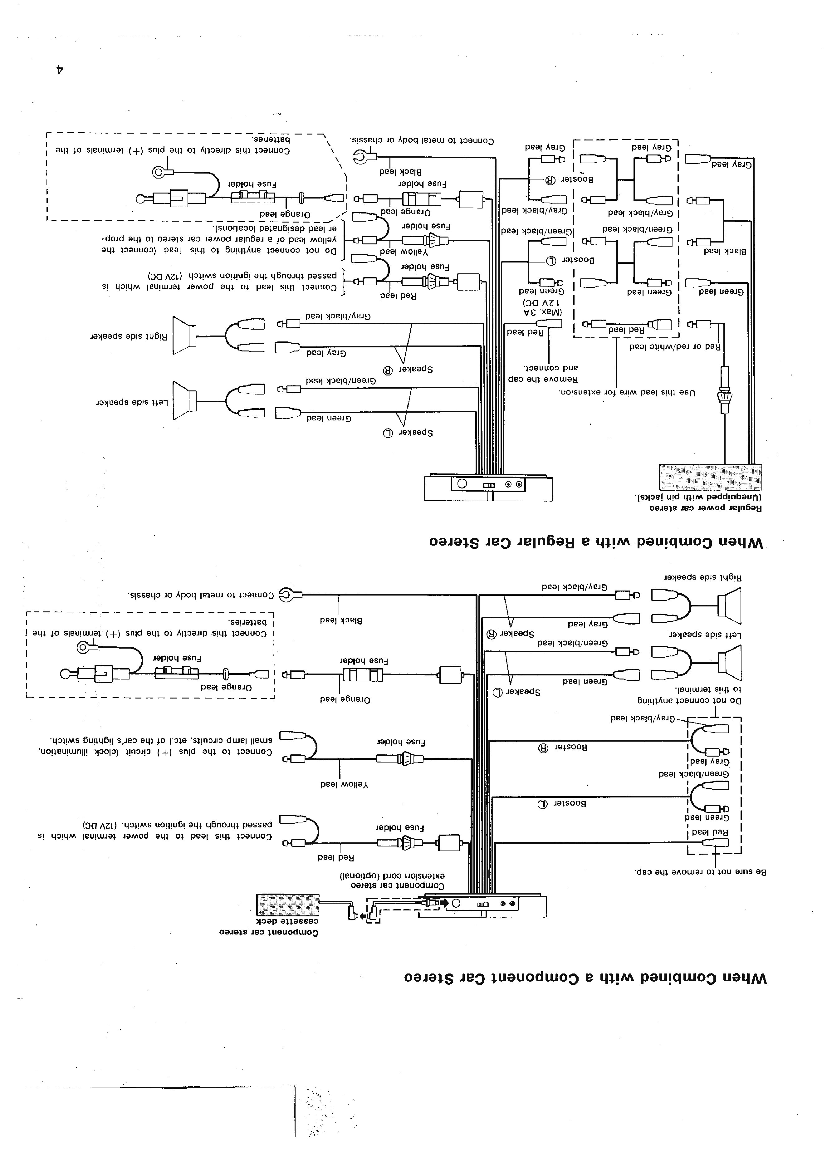 Pioneer Deh-X1810Ub Wiring Diagram from mainetreasurechest.com