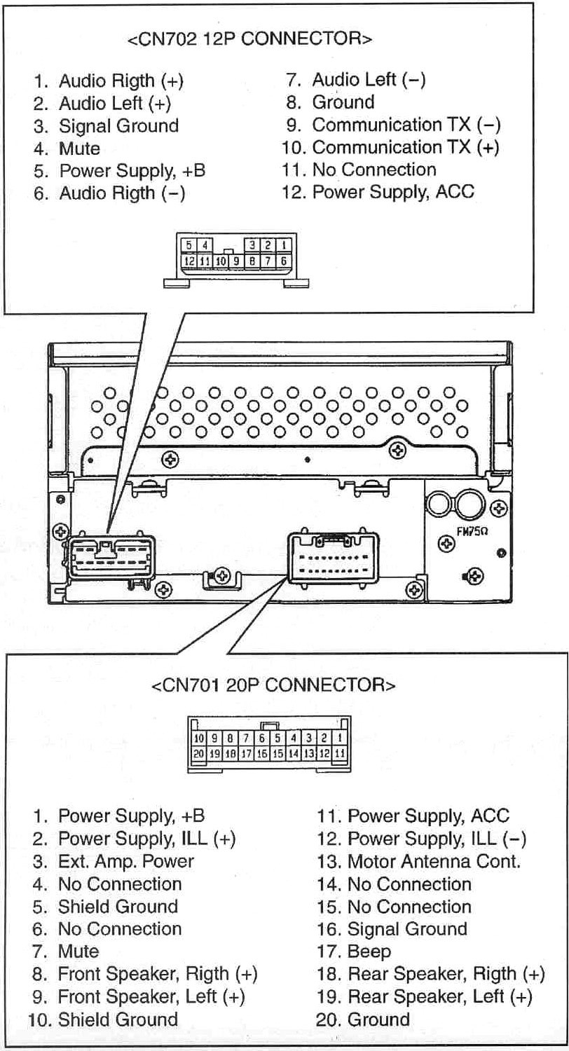 Astonishing Pioneer Dxt X2669ui Wiring Diagram 45 For Your Usb Wire