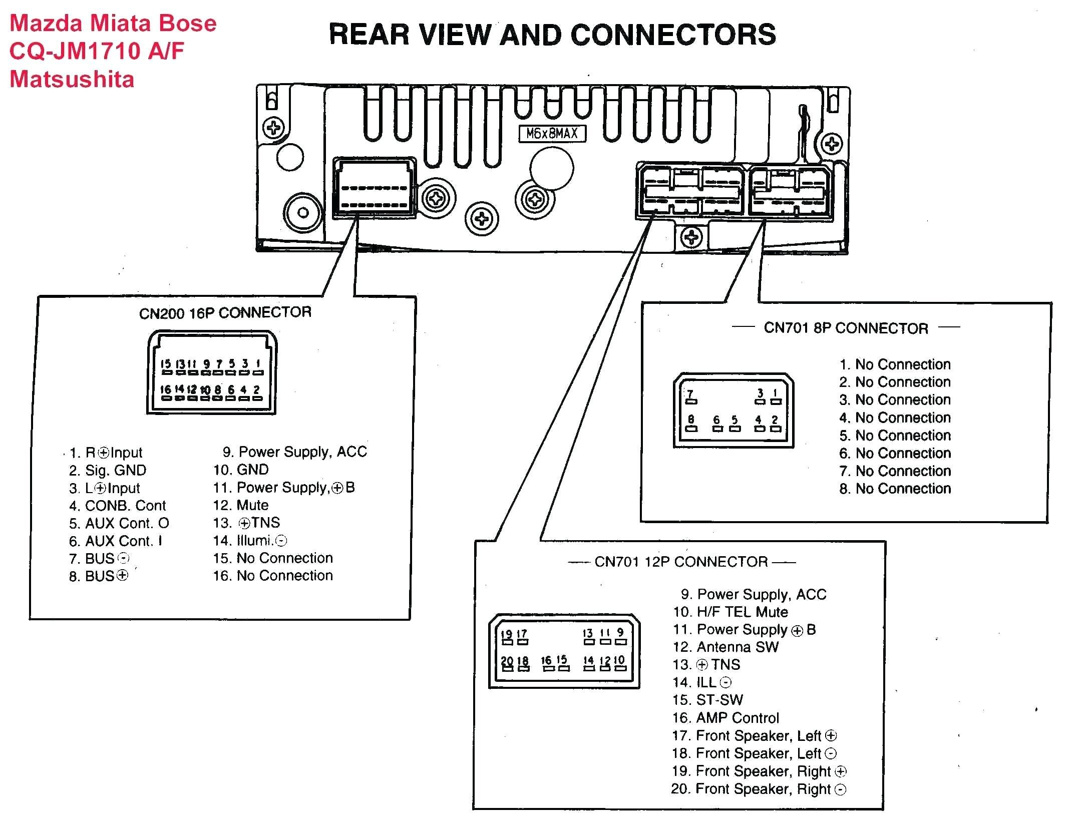 Wiring Diagram for Car Stereo sony Best Car Audio Wire Diagram