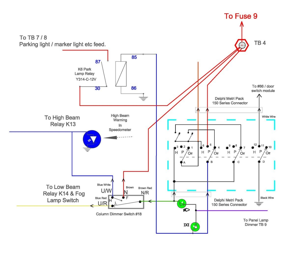DIAGRAM] Aftermarket Power Antenna Wiring Diagram With Toggle ...