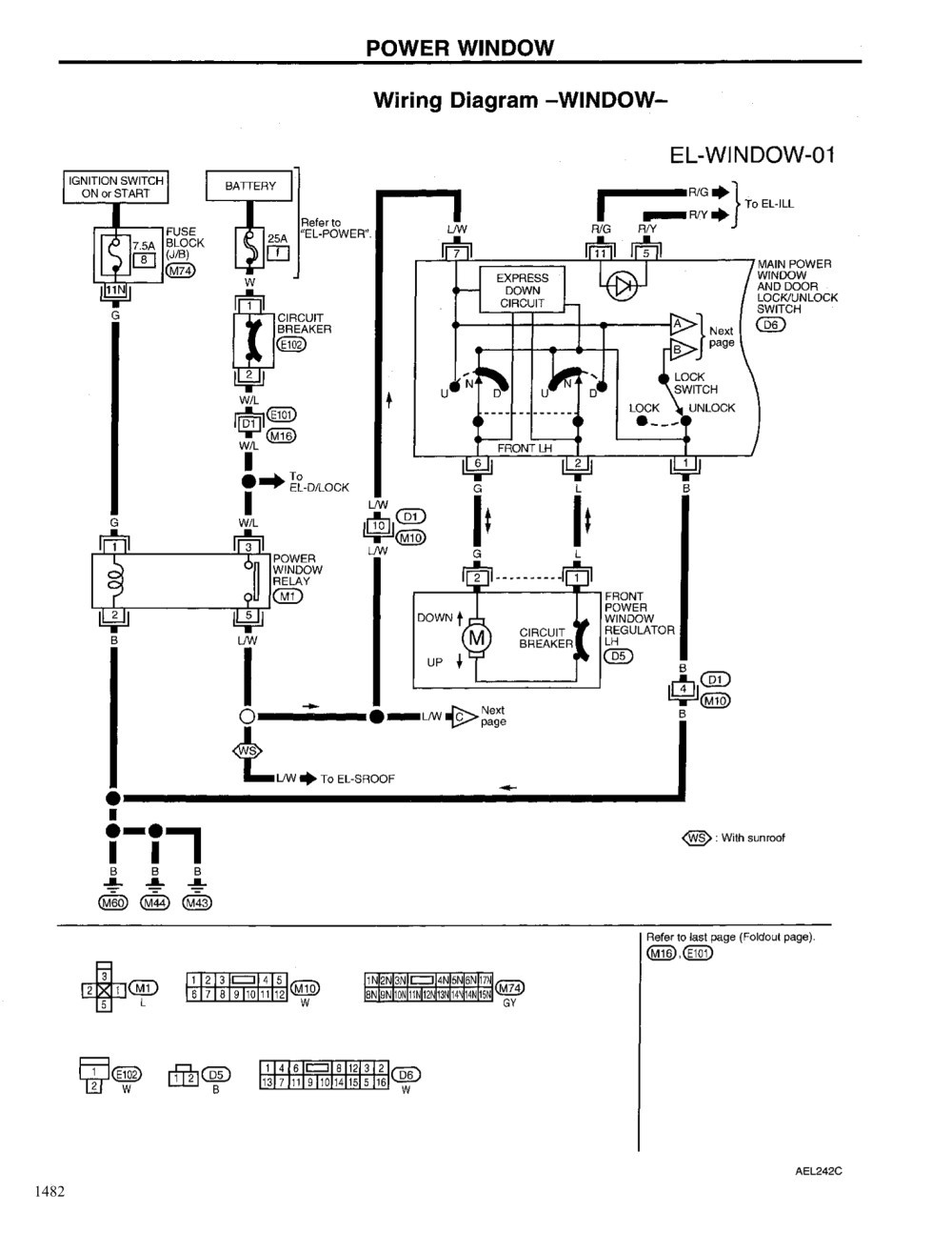 power window wiring diagram unique nissan altima wiring diagrams of power window wiring diagram power window wiring diagram vt wiring library
