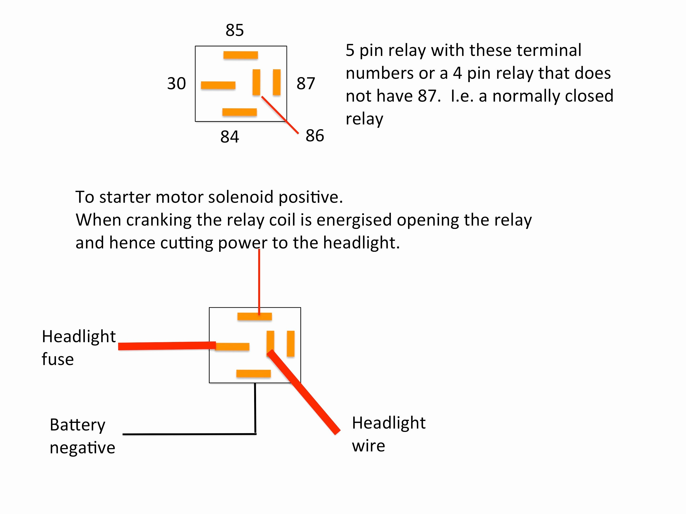 Wiring Diagram for Horn Relay Refrence Category Wiring Diagram solver 0