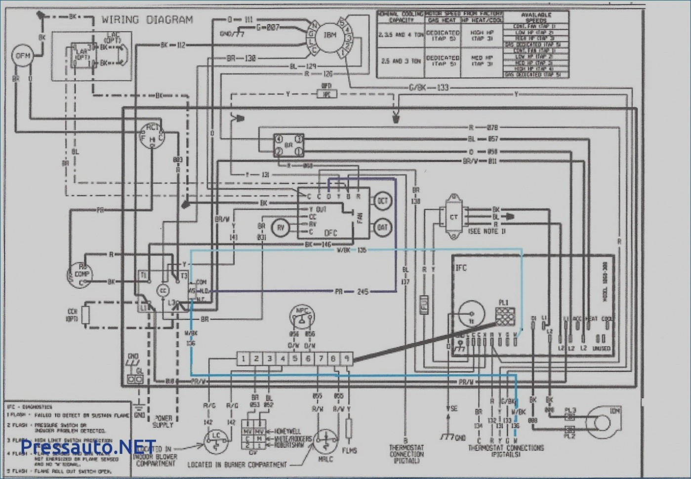 Funky Heil Wiring Diagram position Best For Inside Ruud