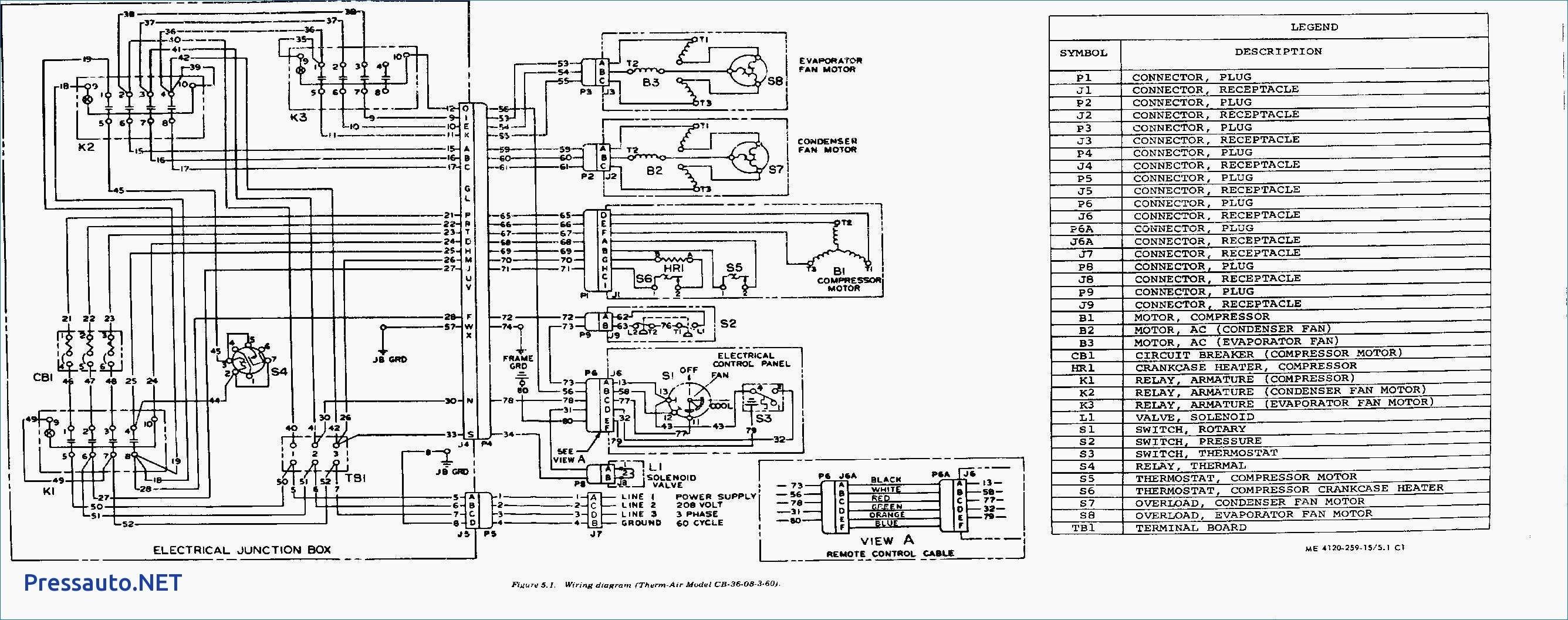 Wiring Diagram Air conditioning Unit New Split System Air Conditioner Wiring Diagram Ruud Ac Unit Cat C 15