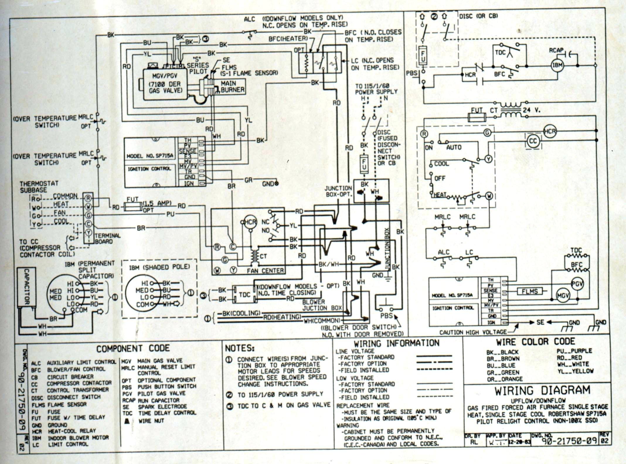 Wiring A Ac Thermostat Diagram New Goodman Air Handler Wiring Diagram Unique Wiring Diagram Goodman