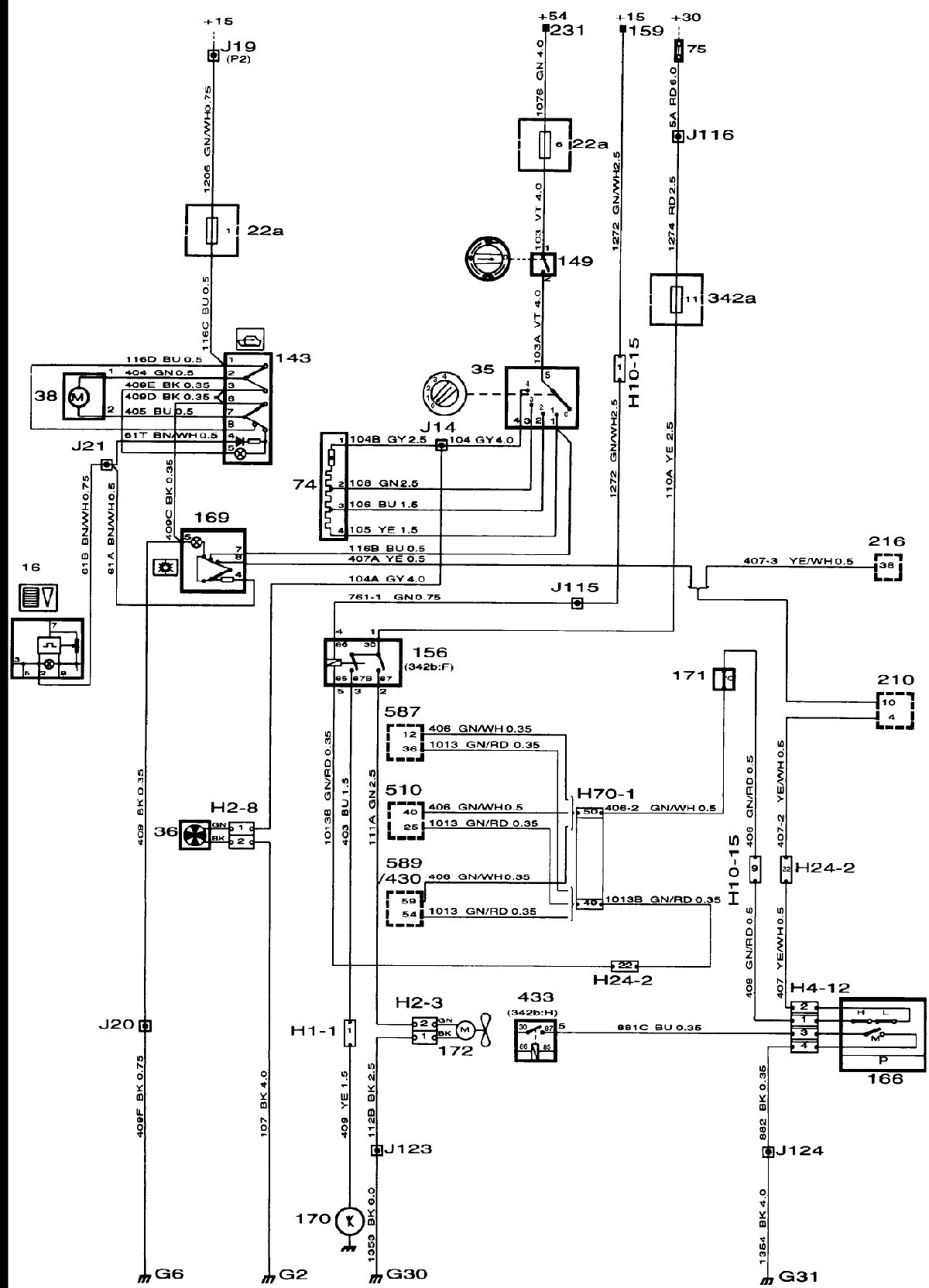 saab fuse box diagram wiring diagrams schematic schematics