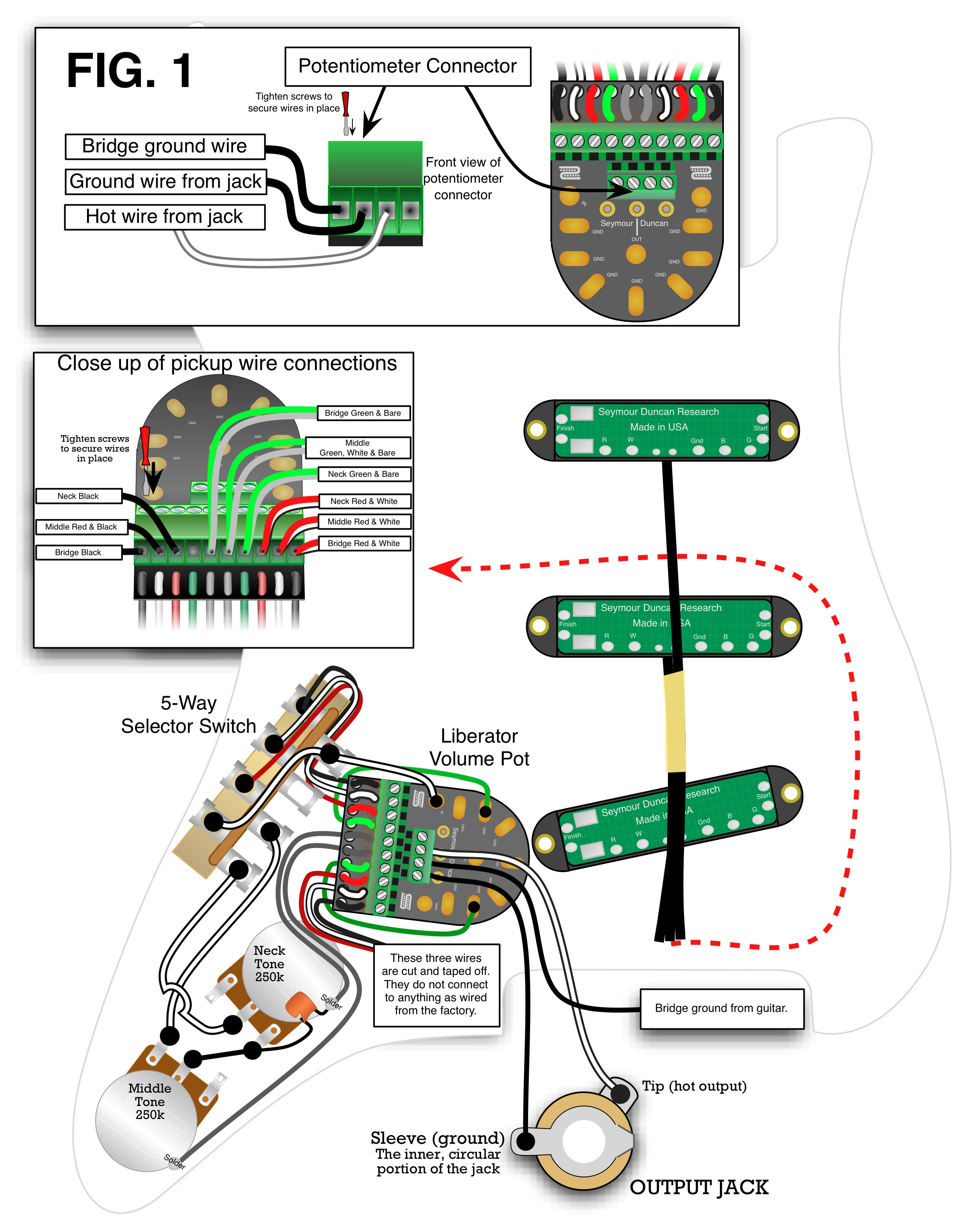 Custom Guitar Wiring Diagram Refrence Custom Guitar Wiring Diagram Refrence Seymour Duncan P Rails Wiring