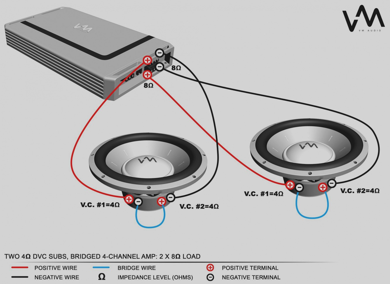 Inspirational Kicker Dvc Wiring Diagram Subwoofer