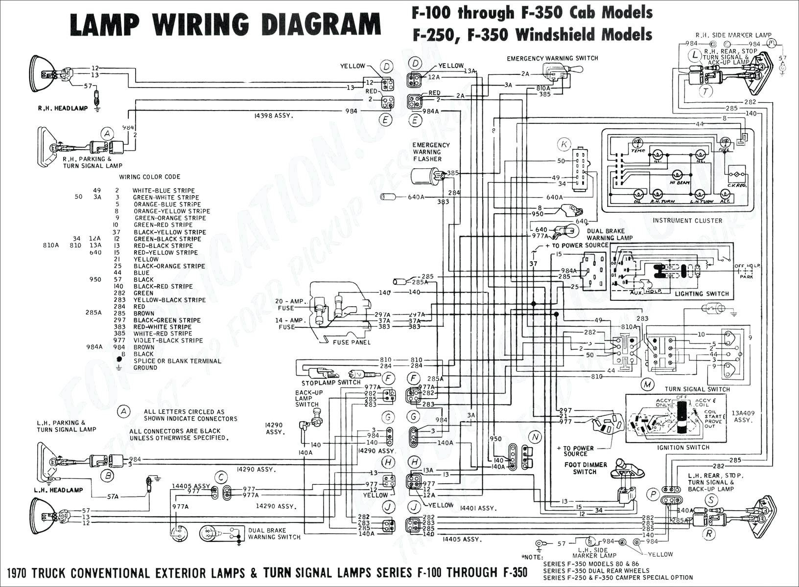 1984 Ford F150 Wiring Diagram Starter Solenoid Best For Subs And Amp In F250