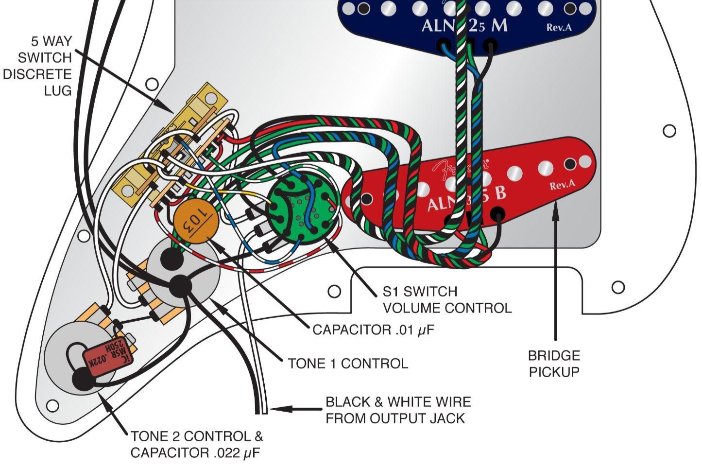 fender strat wiring diagrams releaseganji net rh releaseganji net Fender HH Strat Split Coil Wiring Fender Wiring Diagrams