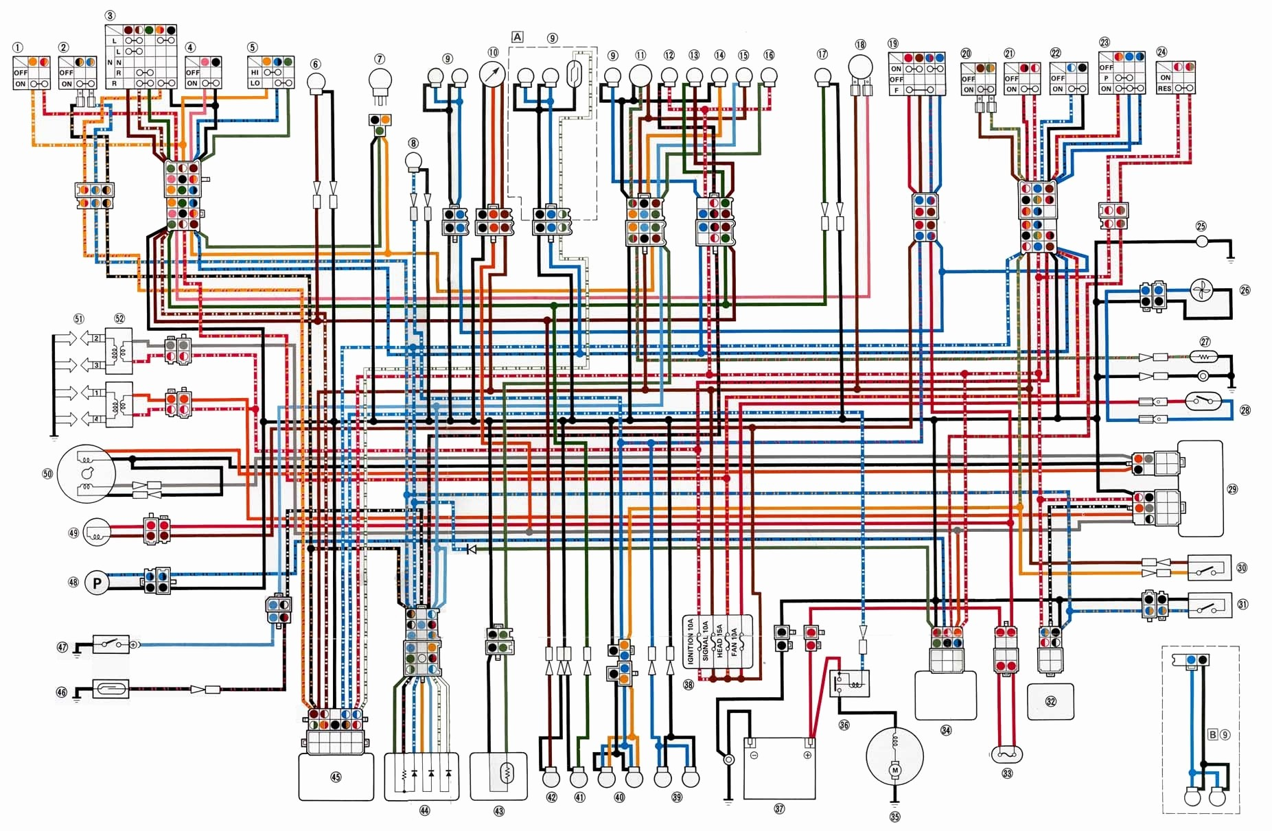 Full Size of Wiring Diagram Taylor Dunn Wiring Diagram Elegant Fazer Tech Stuff Color Codes