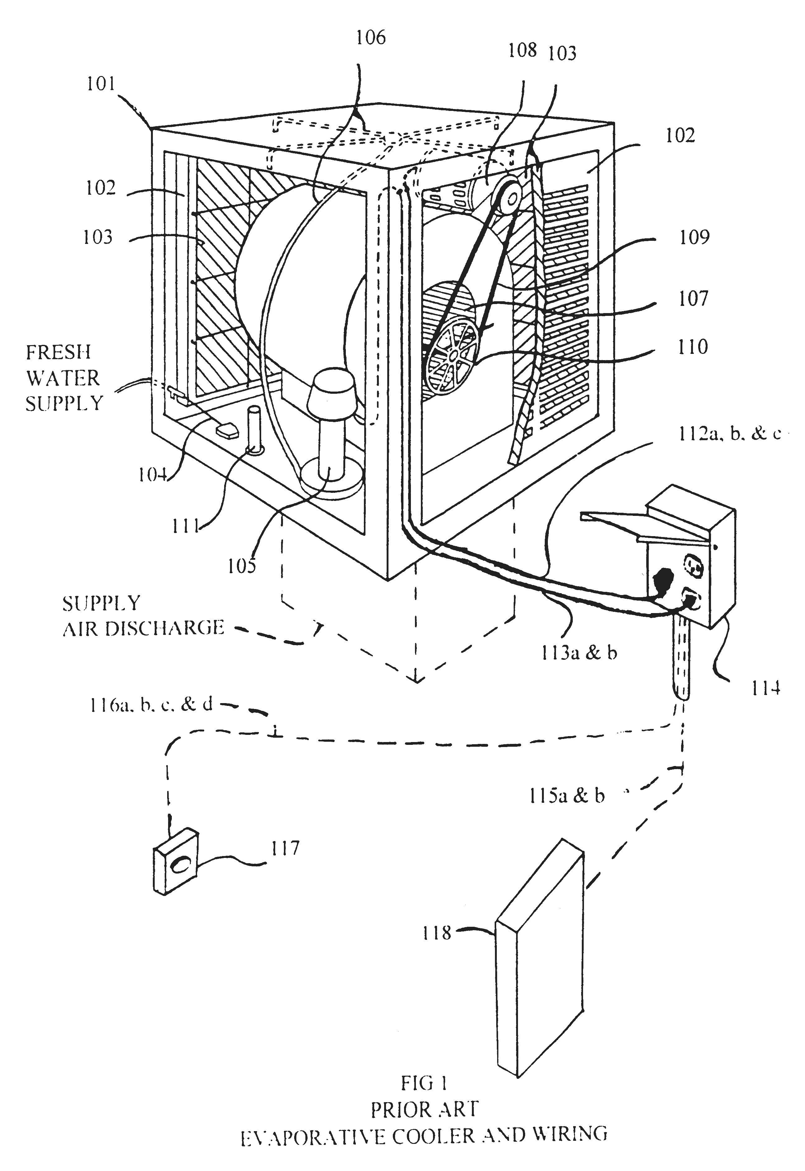 Unique Swamp Cooler Switch Wiring Concept Revise Diagram