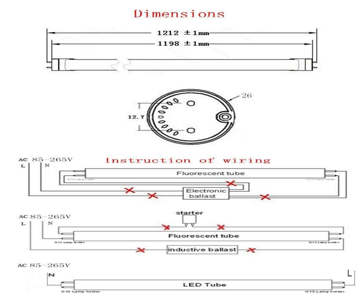 t8 led tube wiring diagram Collection The installation of T8 linear constant current LED tube DOWNLOAD Wiring Diagram Pics Detail Name t8 led tube