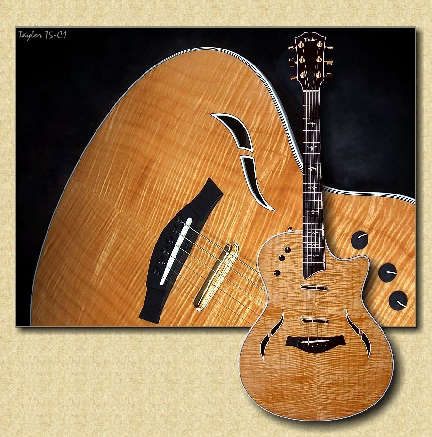 Taylor T5 C1 guitar