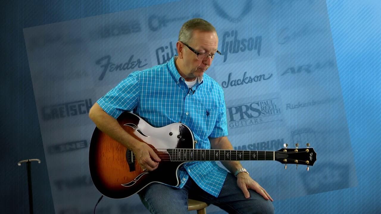 Used Guitars 2006 Taylor T5 C1 Acoustic Electric Guitar Pro Setup