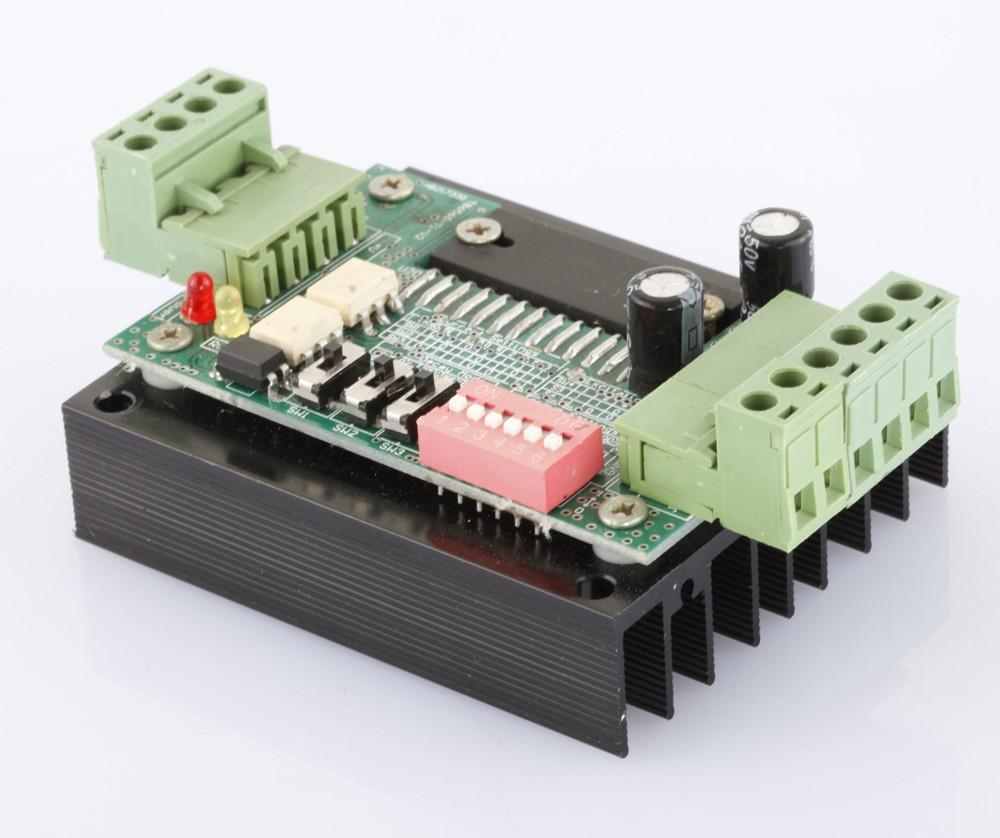 TB6560 single Axi Stepper Motor Driver DC7 32V 3A CNC stepper motor controller