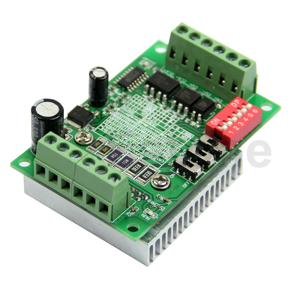 Picture of Using a Single Axis TB6560 Stepper Driver With GRBL RAMPS