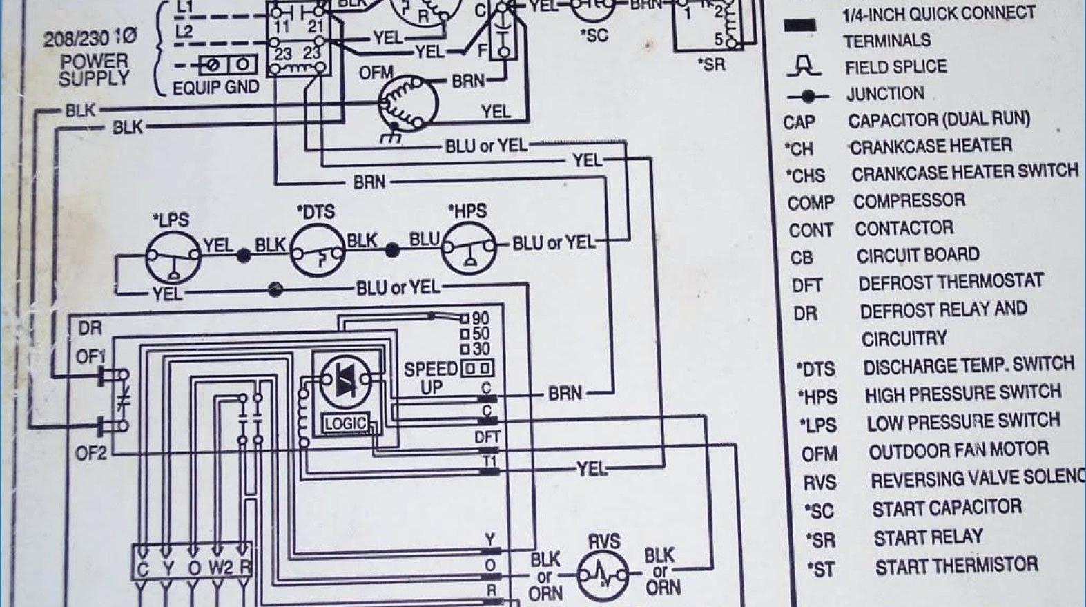 Tecumseh Compressor Wiring Diagram Copeland Electrical Schematic Elegant Image Fantastic Pressor