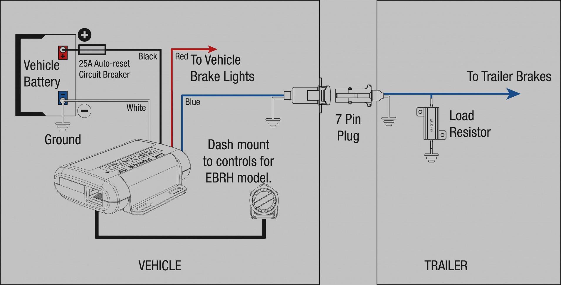 Awesome Tekonsha Voyager Wiring Diagram Brake Controller In 9