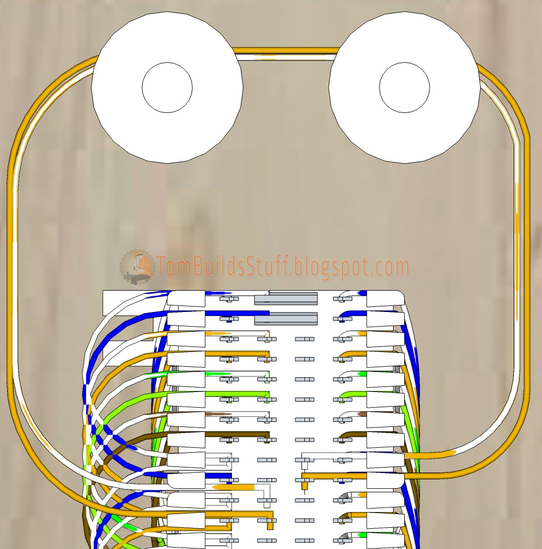 Punch Down Block Wiring Diagram Page 2 And Schematics 110 Phone Office Circuit Hub U2022 Rh Bdnewsmix Com Telephone
