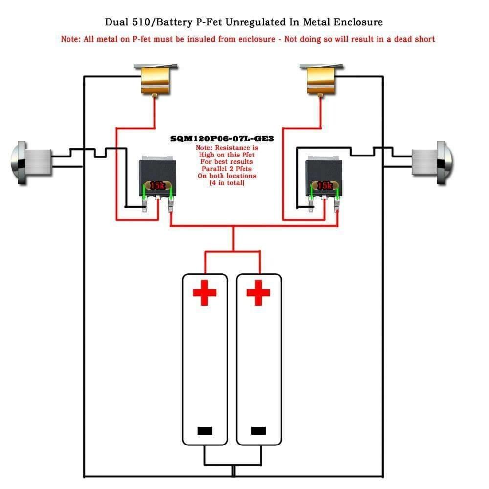 unregulated box mod wiring diagram series inside battery facybulka rh justsayessto me Box Wiring Pot Diagram MOS Fetmod Series Box Mod Diagram