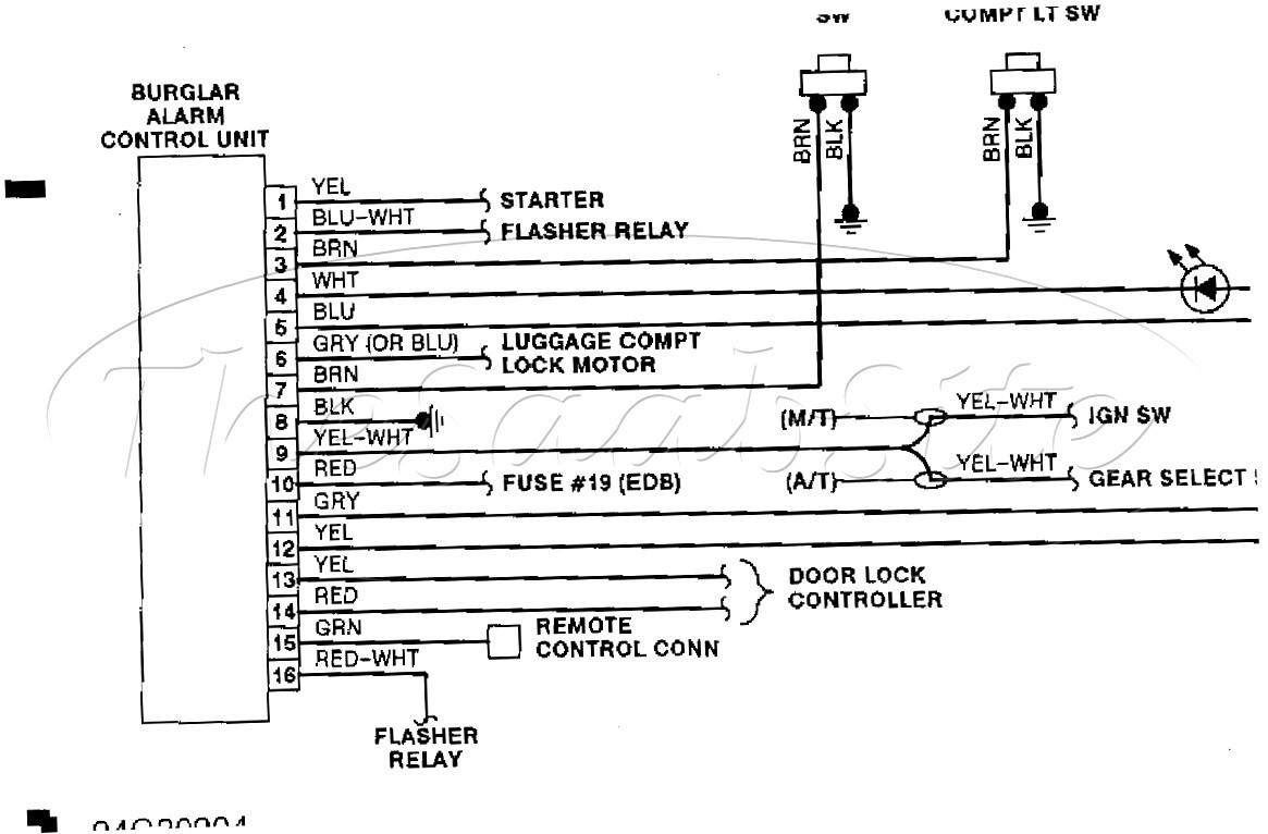 Led Strobe Wiring Diagram Detailed Diagrams High Power Whelen Light Bar Image 4