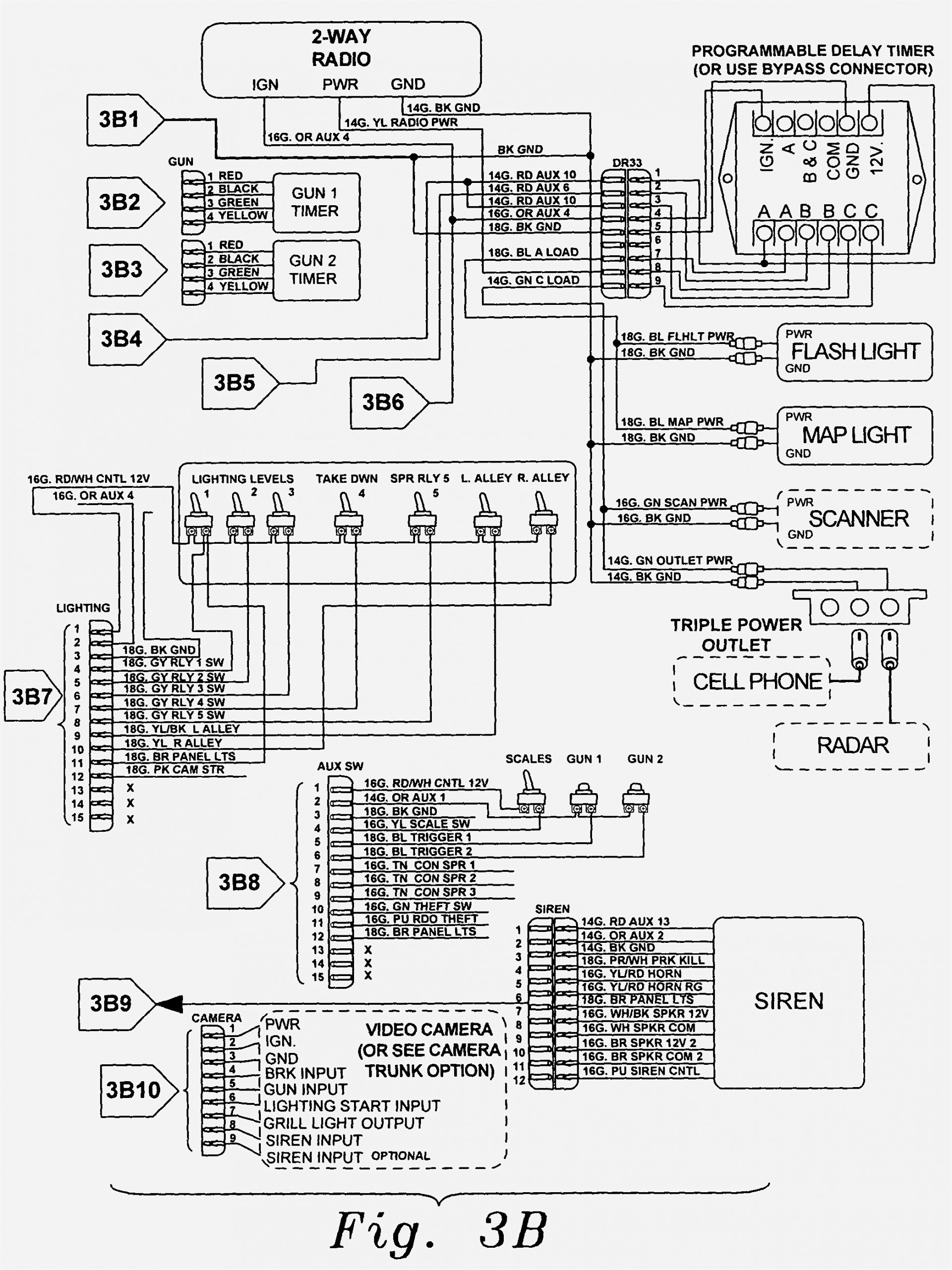 Wiring Diagram for Whelen Edge 9000 Refrence Light Bar Wiring Diagram as Well as Whelen Strobe