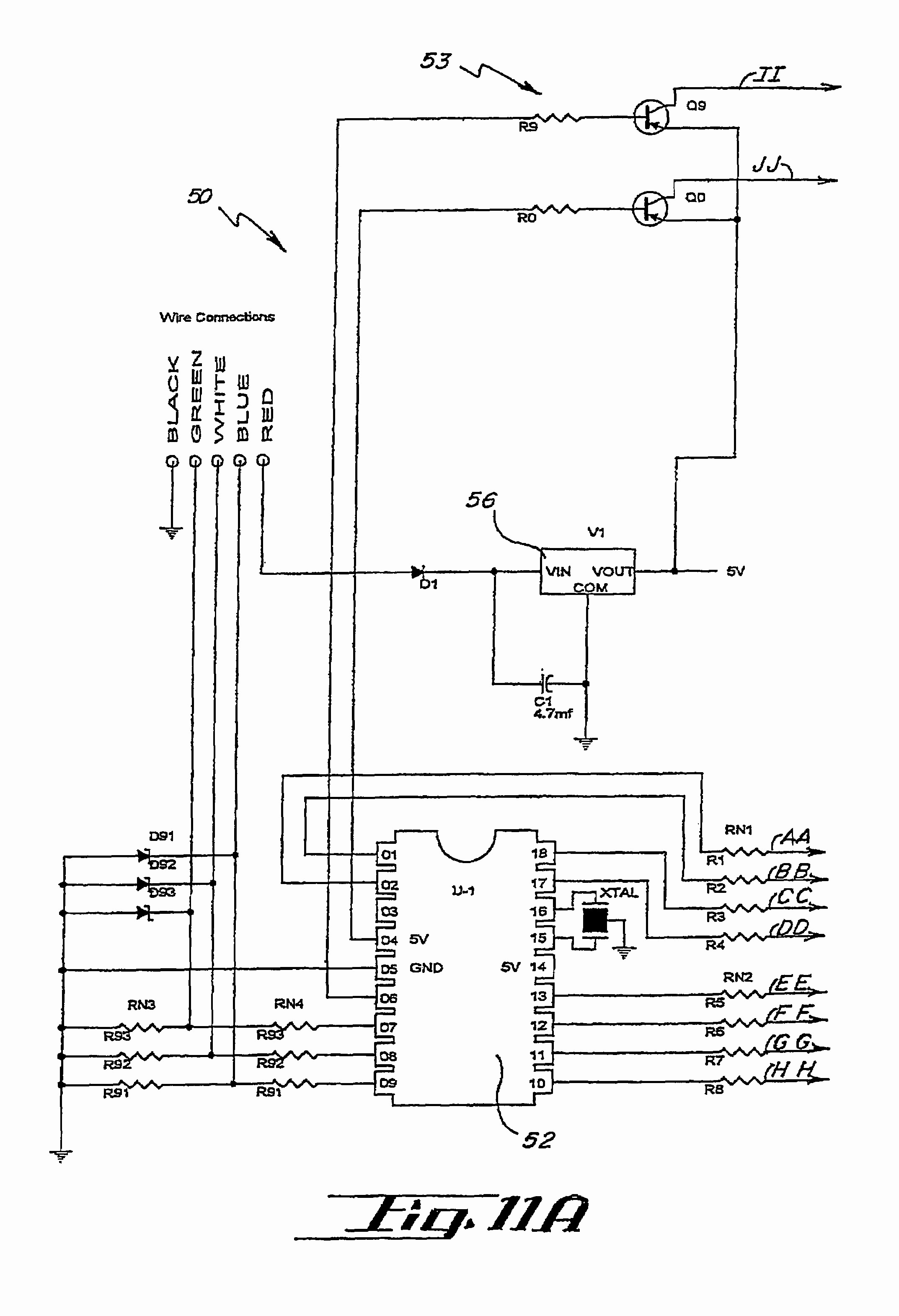 b8d98ea whelen 295hfs4 wiring diagram model | wiring resources  wiring resources