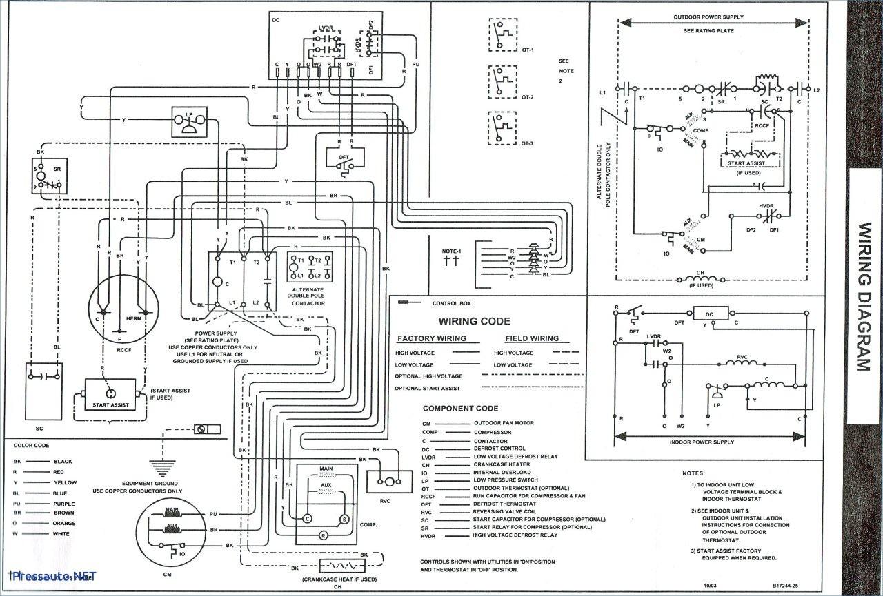 Diagram Goodman Furnace Blower Motoriring Electric Heat Control Board Heater 1280x865 In Goodman Furnace Wiring Diagram