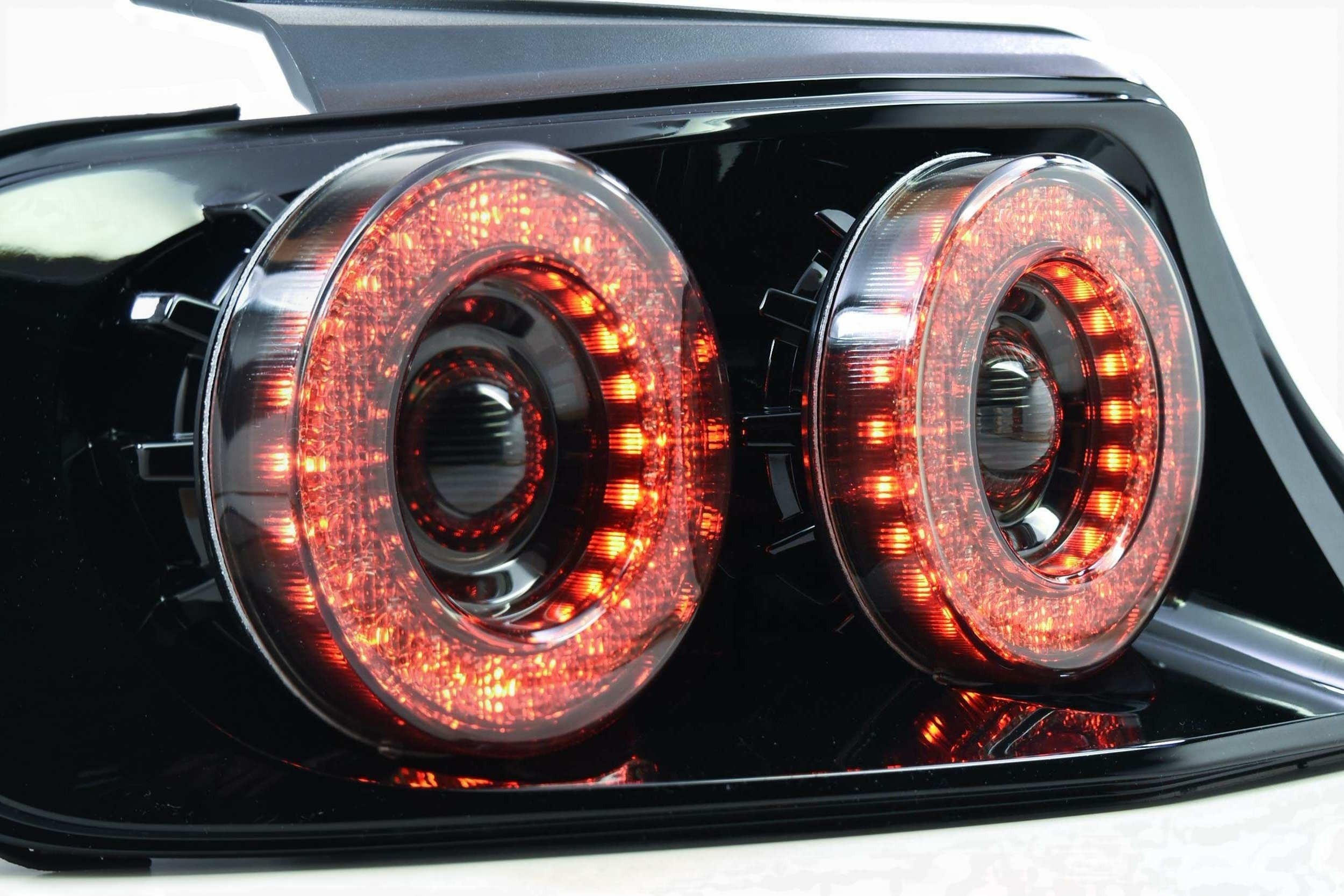 Home Ford Mustang 13 14 Morimoto XB LED Tails