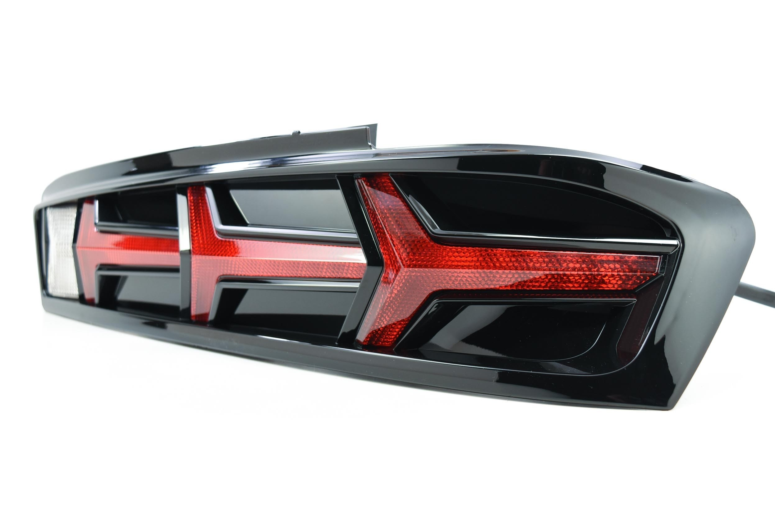 2016 Chevrolet Camaro XB LED Sequential Phastek Tail Lights plete Housings from The Retrofit Source