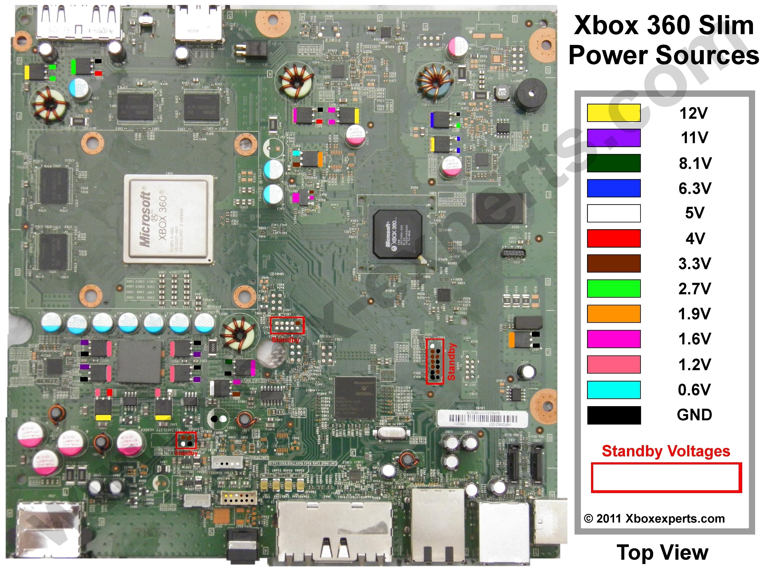 Wiring Diagram For Xbox 360 Headset New Xbox E S Wiring Diagrams Information Wiring Diagram •