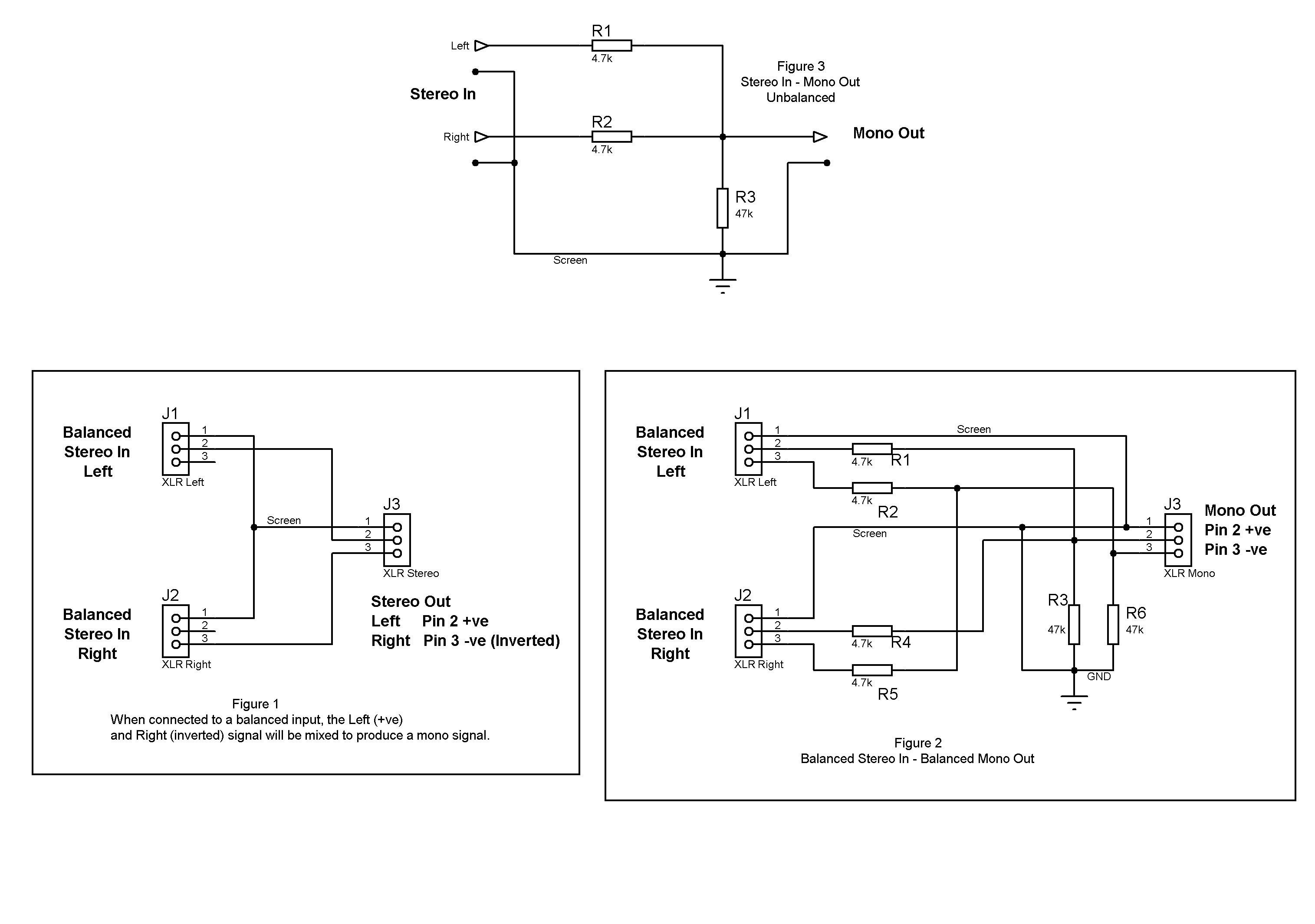 WRG-1641] Balanced Rca Jack Wiring Diagram For on