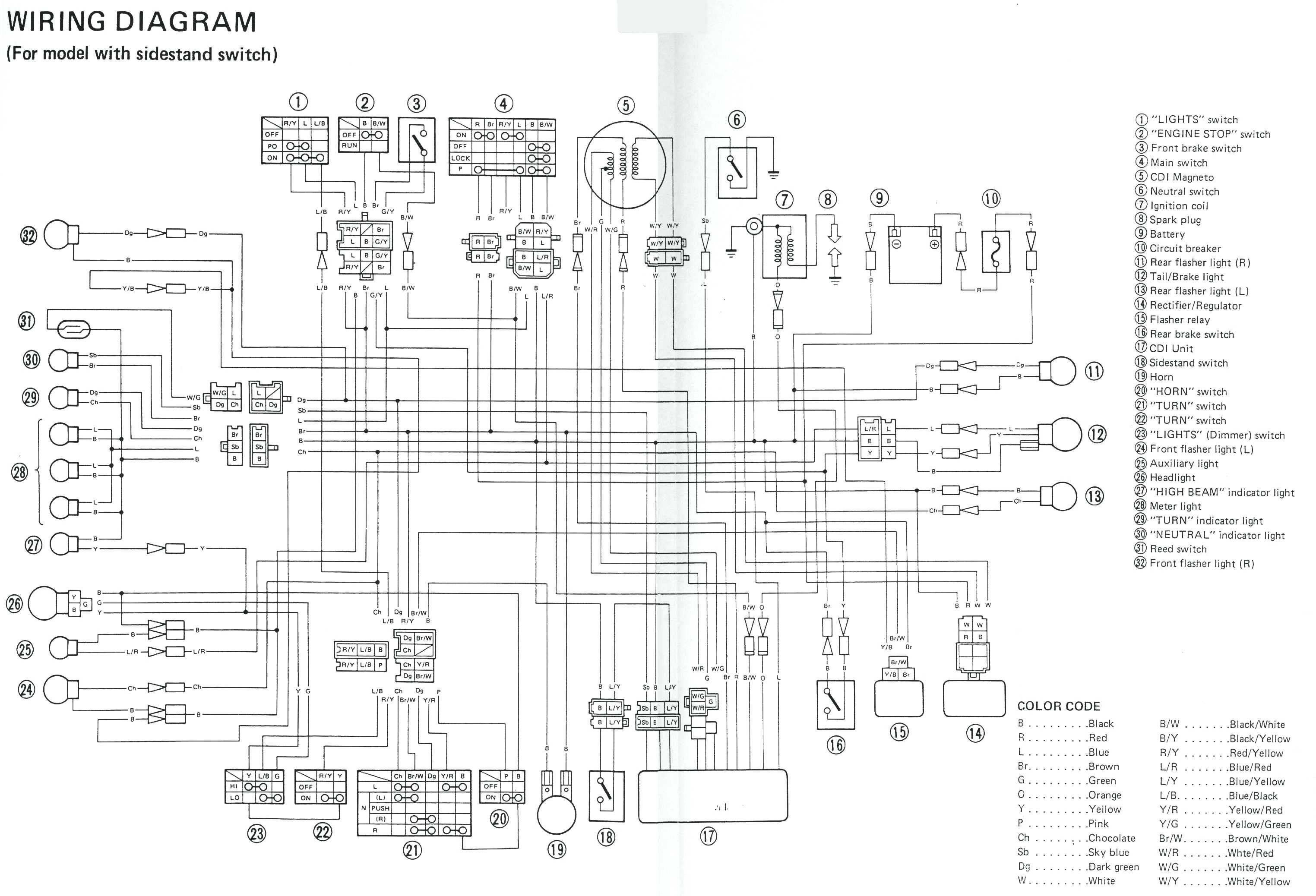 Relay In Addition Yamaha Wiring Diagram Yamaha Tach Wiring Dolphin Gauges  Wiring Diagram Download