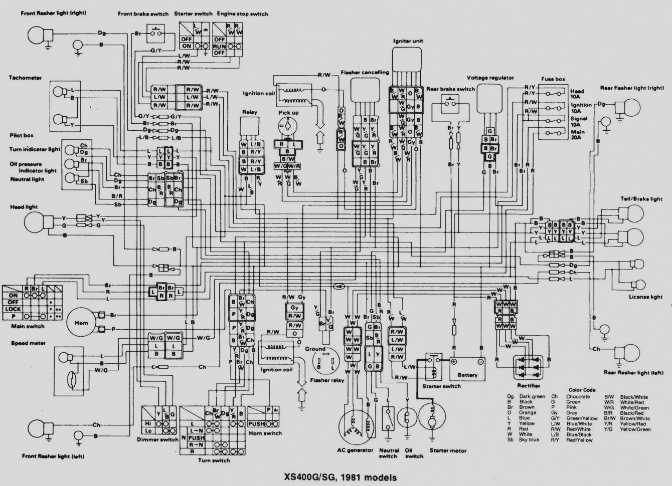 switch wiring diagram for yamaha big bear 4x4 wiring library