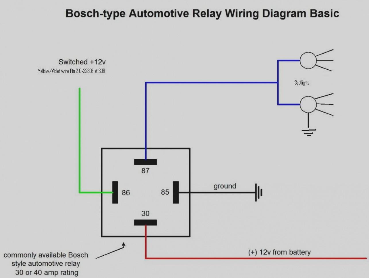 12vdc Relay Wiring Trusted Schematics Diagram Hid 12v 5 Pin Unique Image