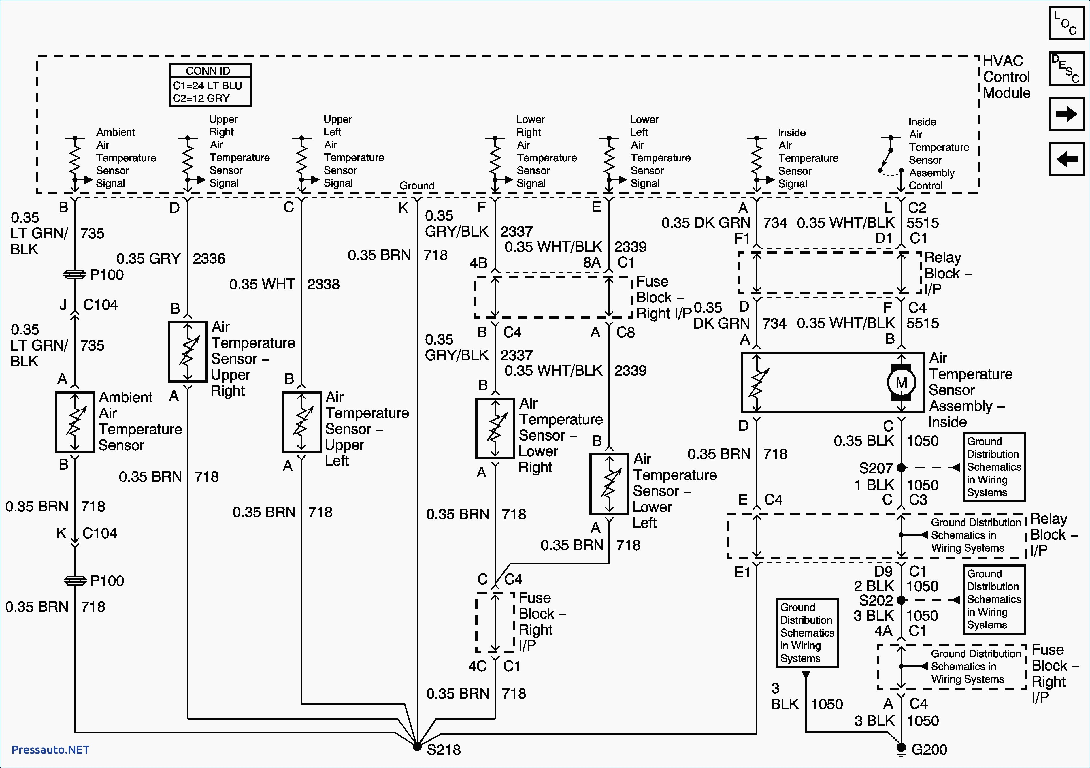 1997 chevy tahoe ac wiring diagram online schematics diagram rh delvato co 1997  chevy suburban trailer wiring diagram 96 Chevy 1500 Wiring Diagram