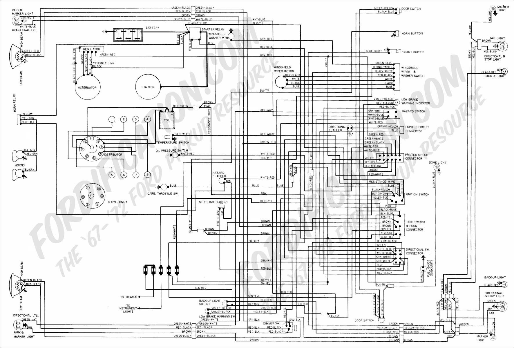 1976 Ford F150 Wiring Diagram from mainetreasurechest.com