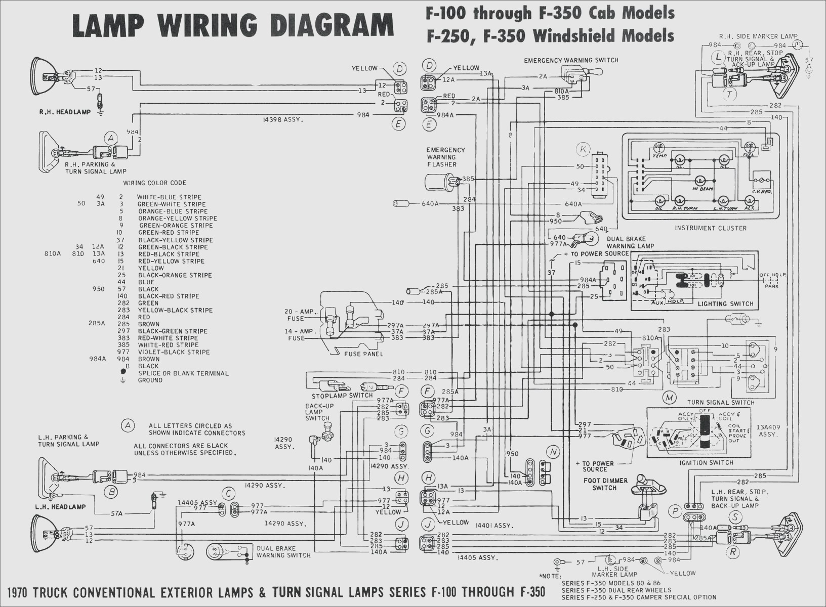 Park Avenue Wiring Diagram 2004 Auto Electrical Toyota Nadia 1999 Ford F250 Unique