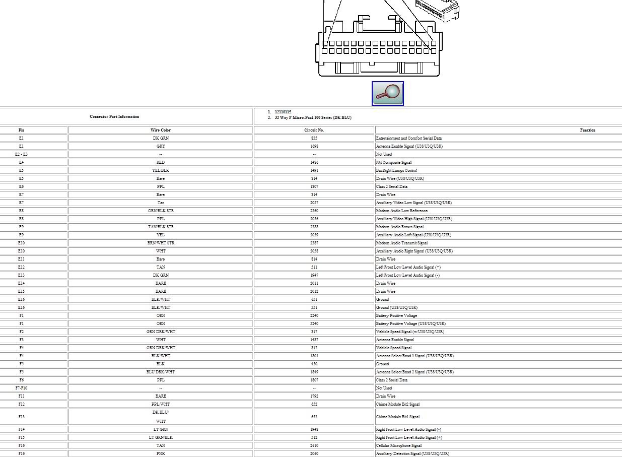 [SCHEMATICS_48DE]  Cadillac Bose Speaker Wiring - Ul Fuse Box 200 Amp for Wiring Diagram  Schematics | Cadillac Speakers Wiring Diagram |  | Wiring Diagram Schematics