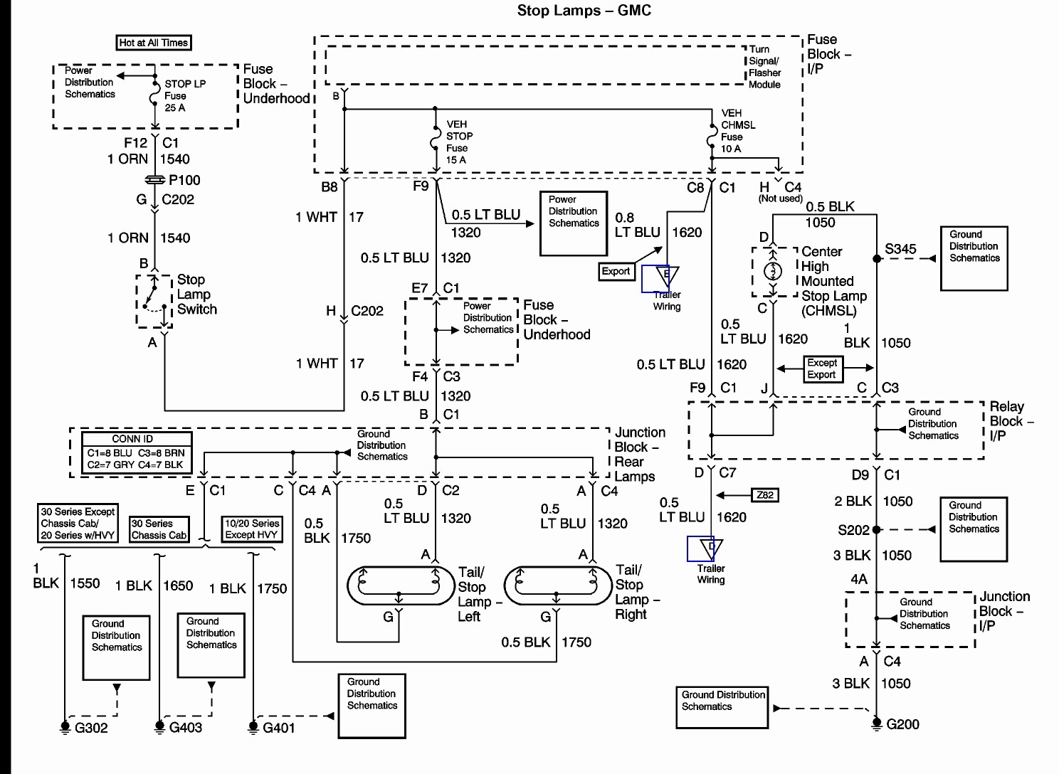 2003 gmc yukon wiring diagram