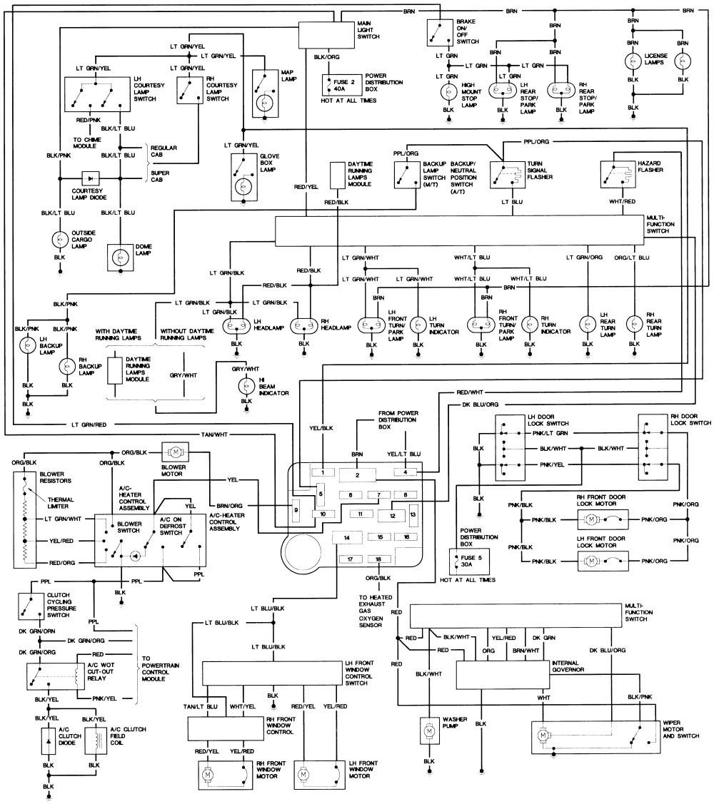 2000 ford ranger wiring diagram manual elegant