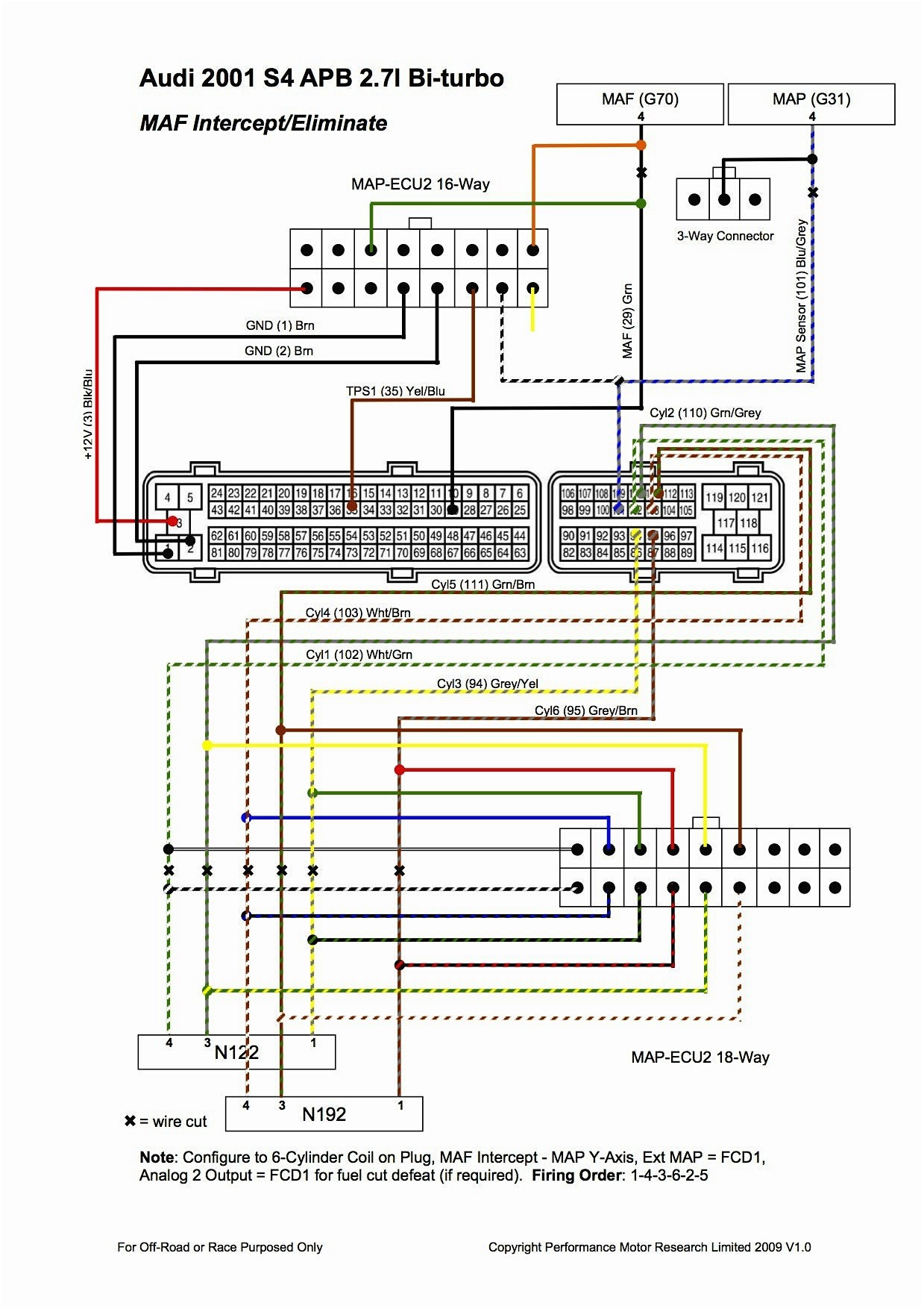 Basic Stereo Wiring Diagram