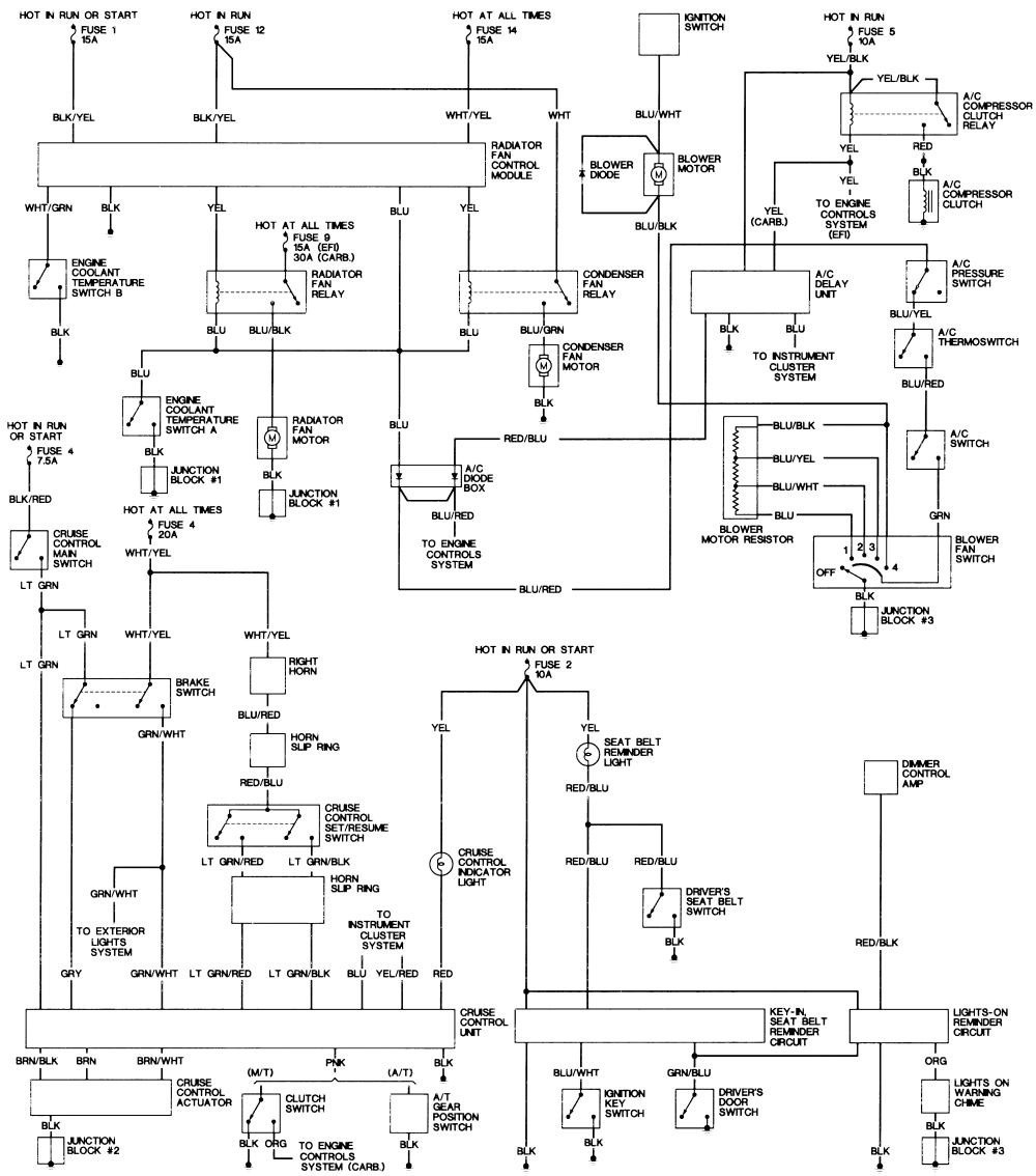 Honda Accord Stereo Wiring Diagram from mainetreasurechest.com