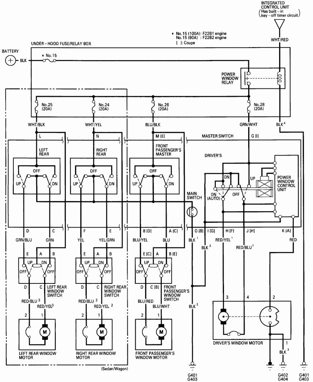 Honda Accord Engine Wiring Diagram Trusted Diagrams 2003 Wire Harness F22b2 Automotive U2022 95 Radio