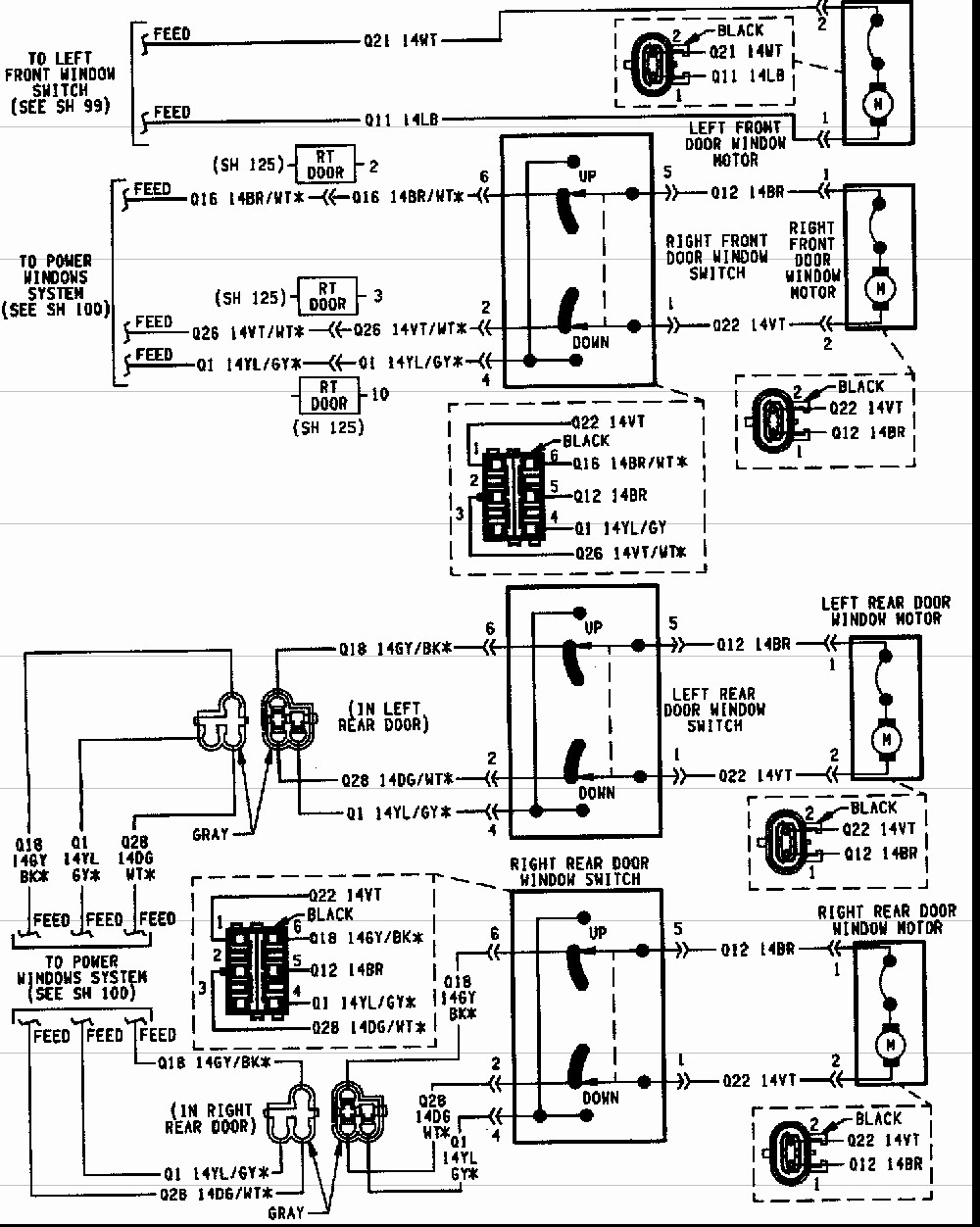 99 Jeep Cherokee Wiring Harness Auto Diagrams Instructions Jeep Xj Wiring  Auto Diagrams Instructions 2002 2004 Grand ...